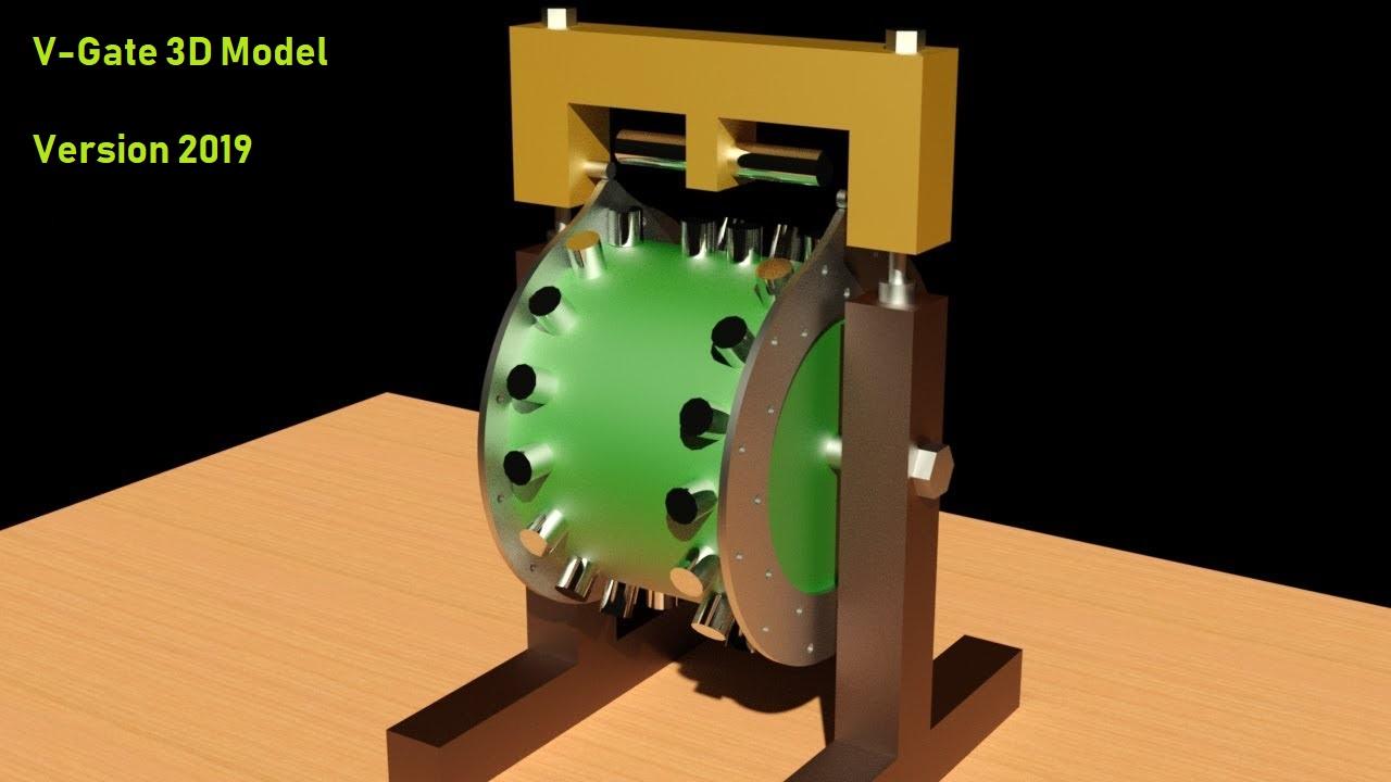 Magnetmotor Freie Energie 3D Modell3D Druck 2020 ✅ Howard Johnson